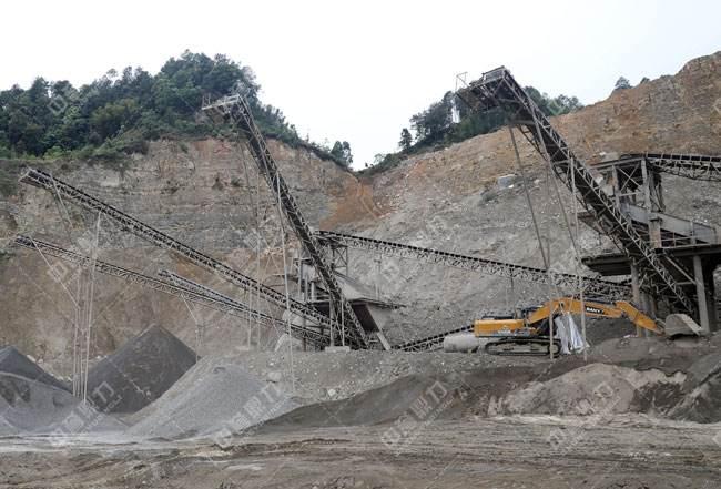 矿业/砂石行业亚博app下载 客户端解决方案