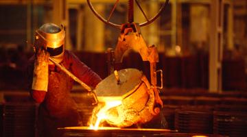 金属冶炼行业亚博app下载 客户端解决方案